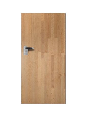 Doors and door handles isolated on white Stock Photo - 11091114