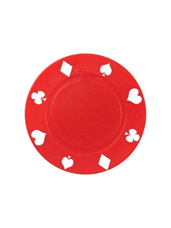 poker chip: A conceptual gambling image with assorted gambling equipment