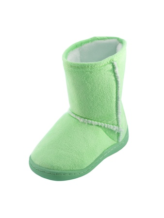 Ugg boots siolated against a white background Stock Photo - 13783762
