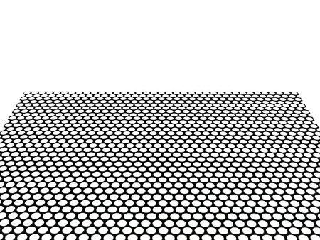 Metal mesh plating isolated against a white background Stock Photo - 15692141