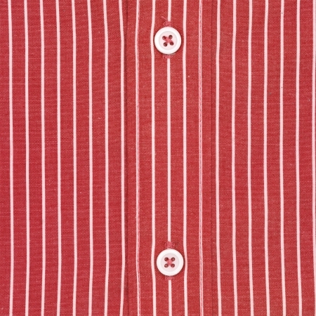 drycleaning: A close up shot of a business shirt