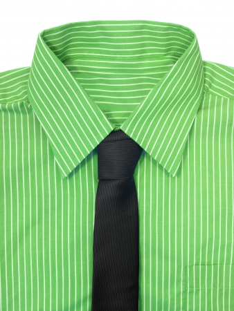 drycleaning: Business attire isolated against a whiute background