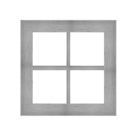 A conceptual image of a window with a view photo