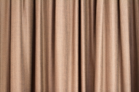 Abstract images of theatre curtains up close photo
