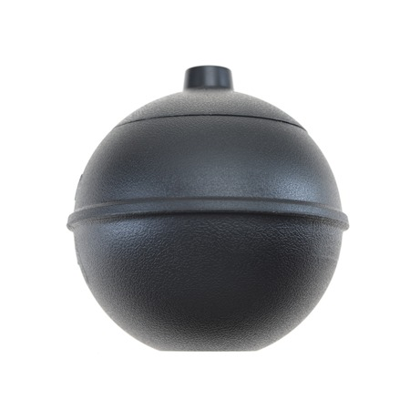 make believe: A close up shot of a make believe bomb Stock Photo