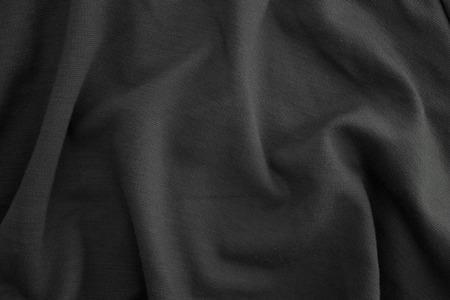 fabric patterns: A close up shot of rumpled fabric