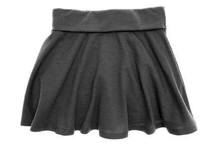 up skirt: A close up shot of girls skirt Stock Photo