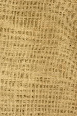 hessian bag: A close up shot of a hessian bag Stock Photo