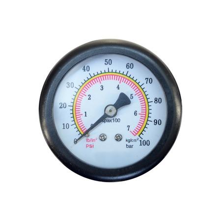 pluviometro: Un disparo de cerca de un medidor de presi�n