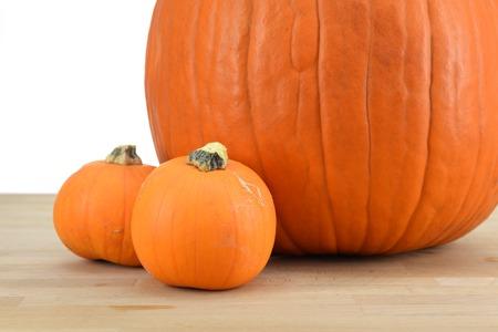 cucurbit: A close up shot of a halloween pumpkin Stock Photo