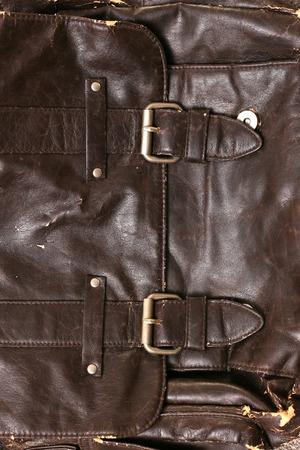 shoulder bag: A close up shot of a gents shoulder bag Stock Photo