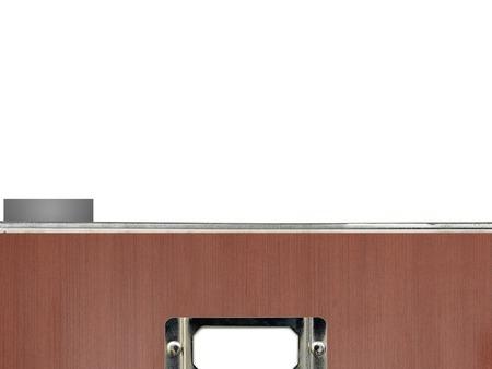 megabytes: A close up shot of business filing cabinets Stock Photo