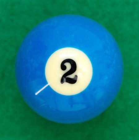 billiard ball: A close up shot billiard ball