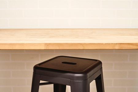 kitchen bench: A studio photo of kitchen bench top Stock Photo