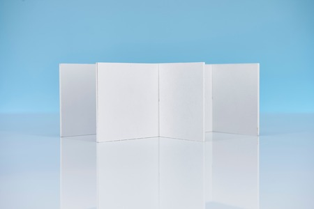 glass partition: A studio photo of business office partitions