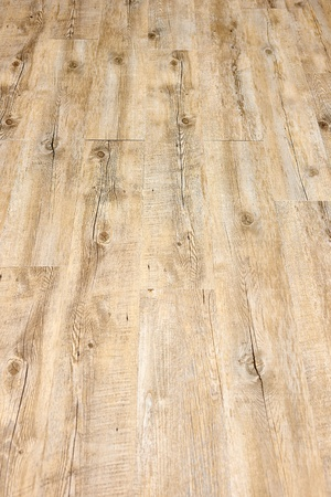 floorboards: A close up photo of a wooden floor boards