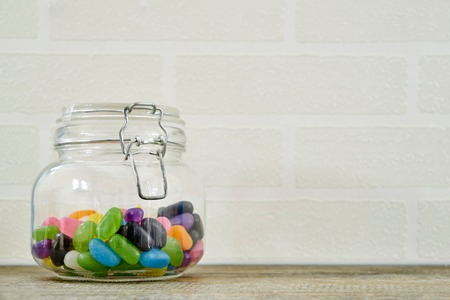 jelly beans: A studio photo of jelly beans Stock Photo