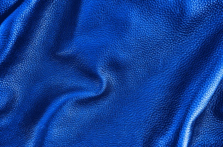 A studio photo of a leather background