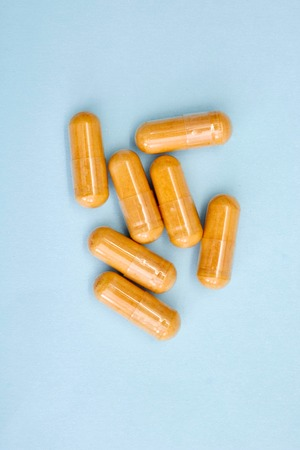 vitamine: A studio photo of pharmaceutical medication