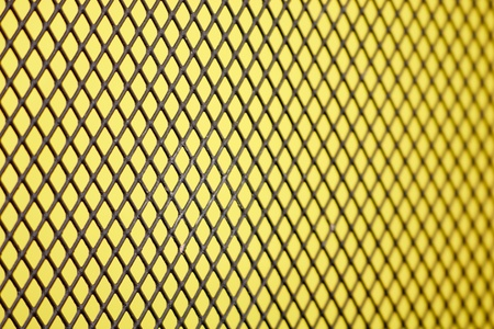 A studio photo of a mesh background