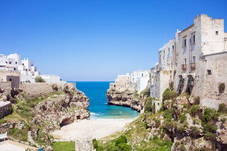 Polignano a mare, Southern Italy Фото со стока - 34318200