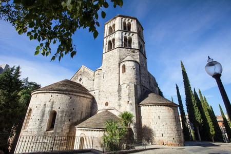 Sant Pere de Galligants, Benedictine abbey, Girona, Spain