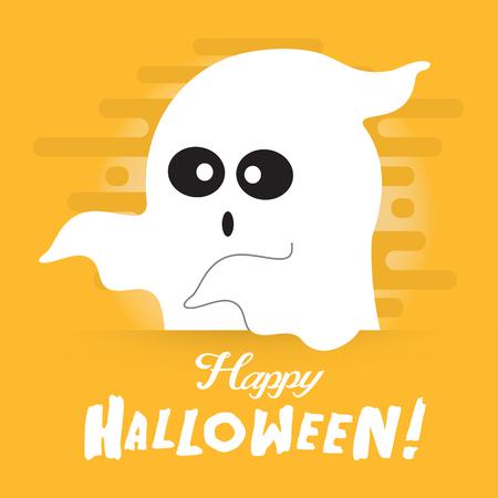 Halloween Ghost achtergrond