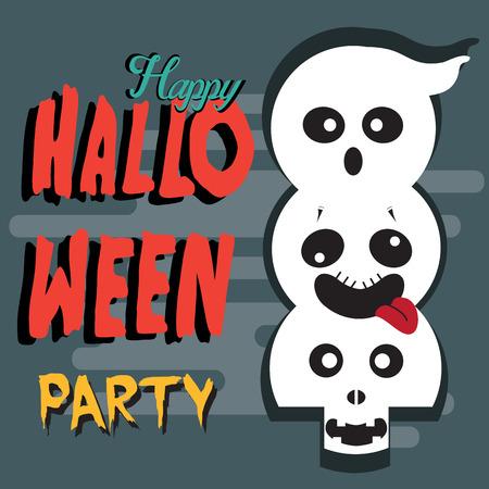 haunt: Halloween Ghost background