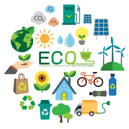 Ecologie pictogram