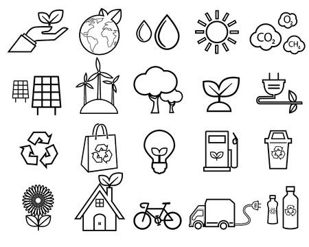 turbina: Ecología icono