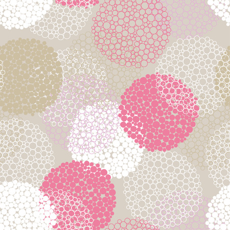 abstract seamless pattern Illustration