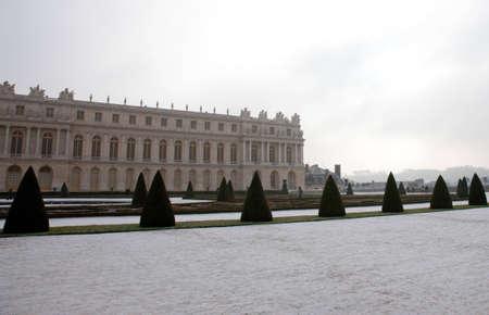 Chateau de Versailles Stock Photo - 4164196