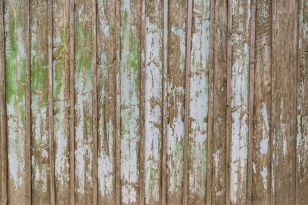 vertical bars: old faded wood bright texture, vertical bars Stock Photo