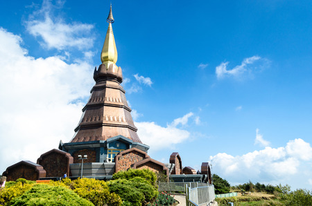 doi: Doi Inthanon Chiang Mai Thailandia Archivio Fotografico