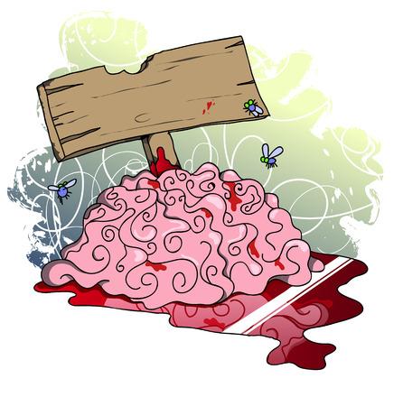 mortale: stufato di cervello