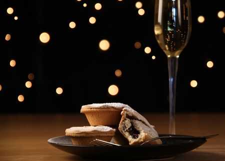 Mince Pies Stock Photo - 11315974