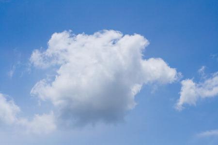 schildkroete: Turtle Wolke auf bluesky Lizenzfreie Bilder