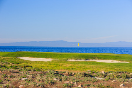 17: Beautiful 17 mile coastline Editorial