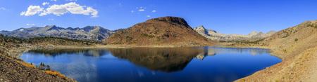 saddlebag: Beautiful fall color in Saddlebag Lake, California