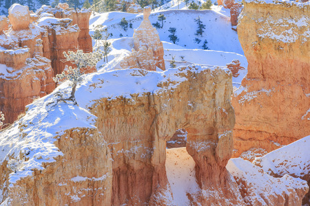 superb: Superb view of Sunrise Point, Bryce Canyon National Park at Utah Stock Photo