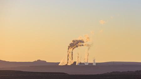 page arizona: Navajo Generating Station in Page, Arizona