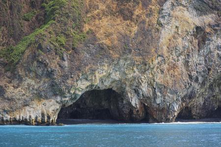 sight seeing: Hiking and sight seeing at Guishan Island of Taiwan