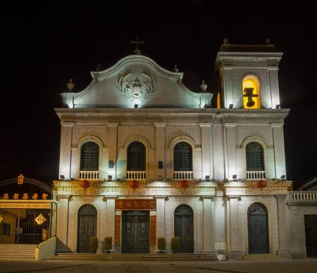 lazarus: The famous heritage - St. Lazarus Church of Macau