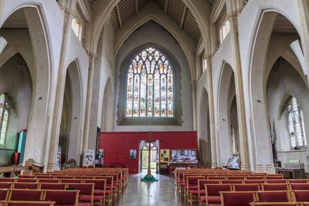 marys: Southampton, APR 11: The Saint Marys Church on APR 11, 2016 at Southampton, UK Editorial