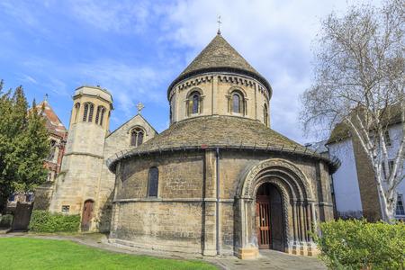 kingdom: Round Church at United Kingdom