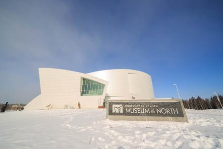 MAR 15, Fairbanks: The University of Alaska, Museum of the North on MAR 15, 2015 at Fairbanks