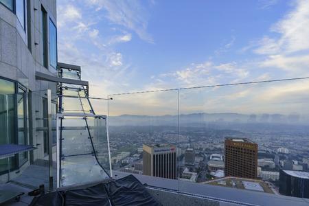 Los Angeles, JUN 27:  OUE Skyspace on JUN 27, 2016 at L.A., California