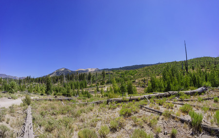 inyo national forest: Devils Postpile National Monument