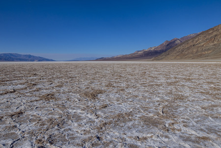 perry: Beautiful landscape around Badwater Basin, Death Valley National Park, California