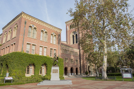 trojans: Los Angeles, DEC 9: Torjan Status at the campus of the University of Southern California on DEC 9, 2016 at Los Angeles